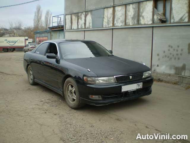 Toyota Chaser, капот 3d карбон